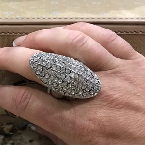XL Knuckle Bling Ring